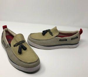 Sorel Tassel Loafers